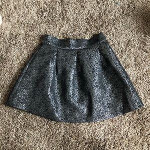 ✨ Shiny Jacquard Skirt ✨